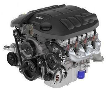 Двигатель Aveo