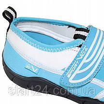 Обувь для пляжа и кораллов (аквашузы) SportVida SV-DN0009-R32 Size 32 Blue/White, фото 2