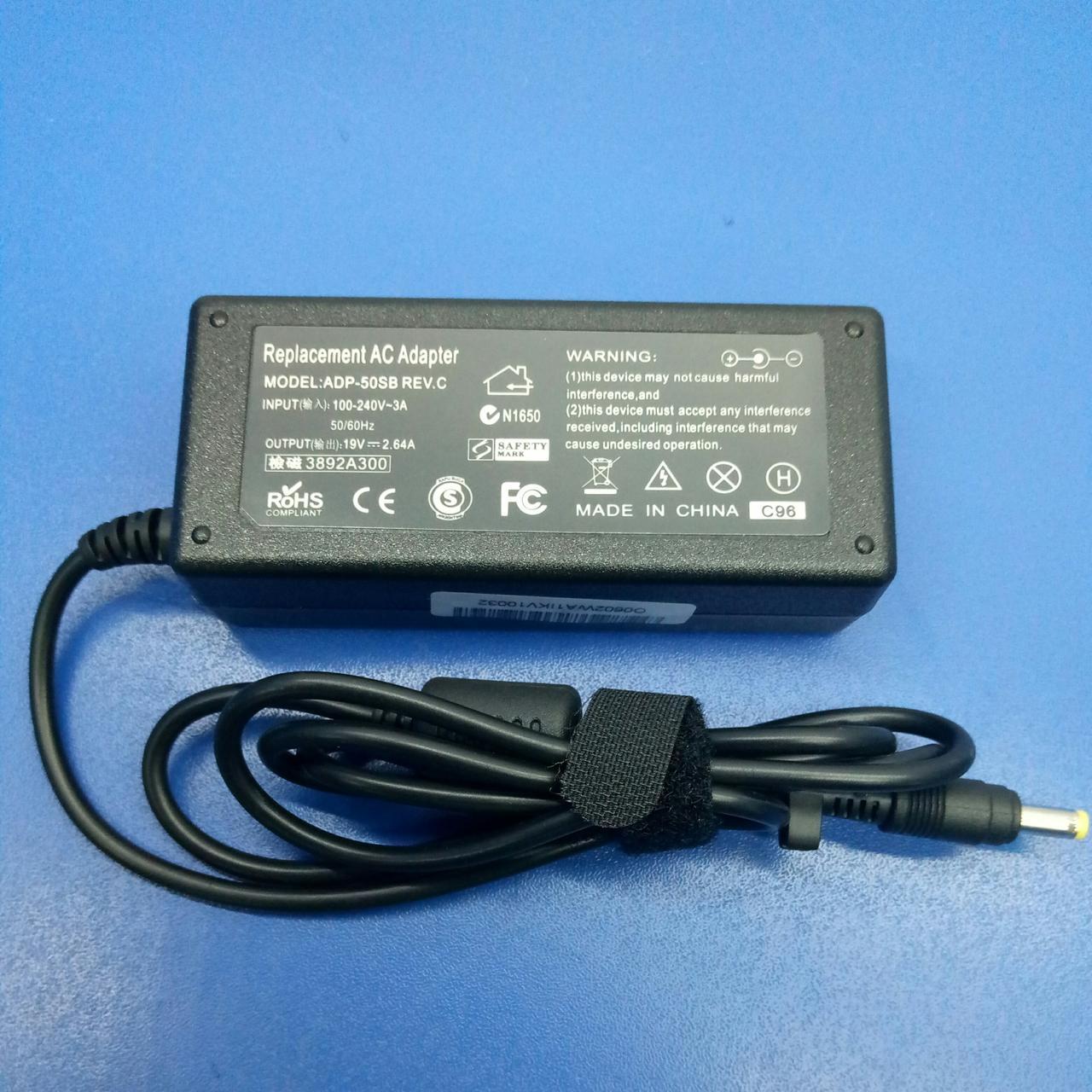 Блок питания к ноутбуку Acer 18V3,42A 5,5*2,5 (Acer) {o0o}65W