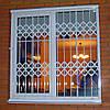 Решетки на окна Шир.1550*Выс.1500мм