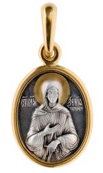 Иконка «Святая Блаженная Ксения Петербуржская»