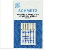 Иглы Schmetz комбинированные №70,80,90;90(J);90(S), 5 шт.