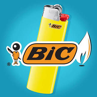 Зажигалка Bic