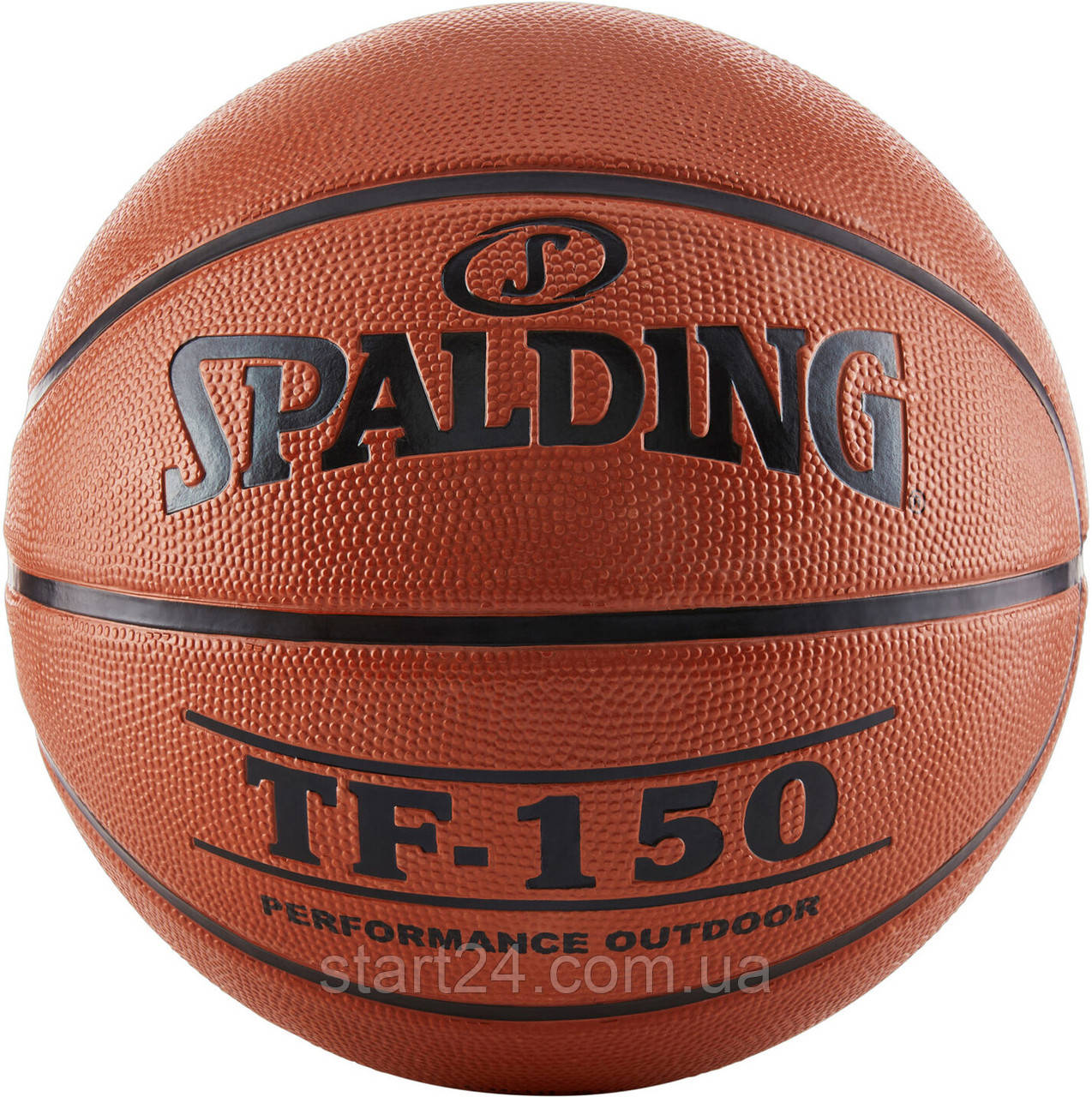 М'яч баскетбольний Spalding TF-150 Outdoor FIBA Logo Size 5