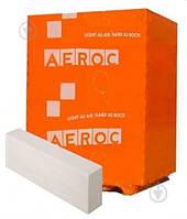 Газобетонный блок Aeroc 600x200x100 мм  D-400
