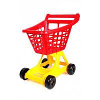 Тележка для супермаркета ТехноК