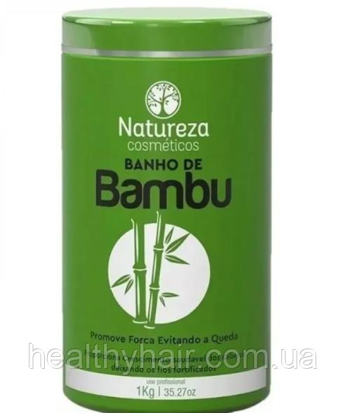 Ботокс для волос Natureza Banho de Bambu 300 г Разлив