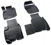 Ковры салона Honda Civic 5D (EU) (12-) (полиур., компл - 4шт) NPA11-C30-130