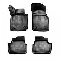 Ковры салона Mini Hatch (F56) 3D (5 дв.) (14-) п/у к-т NPA10-C57-250