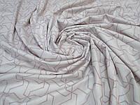 Ткань для пошива постельного белья сатин Одуваны (компаньйон)