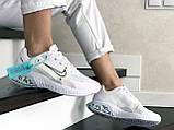 Женские летние кроссовки Nike Joyride Run Flyknit,белые, фото 2