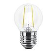 LED лампа MAXUS (filam), G45, 4W, теплый свет,E27 (1-LED-545-01), фото 2