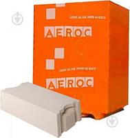 АКЦИЯ на газоблок «AEROC» - завод Березань Газобетонный блок Aeroc 400*200*610 мм