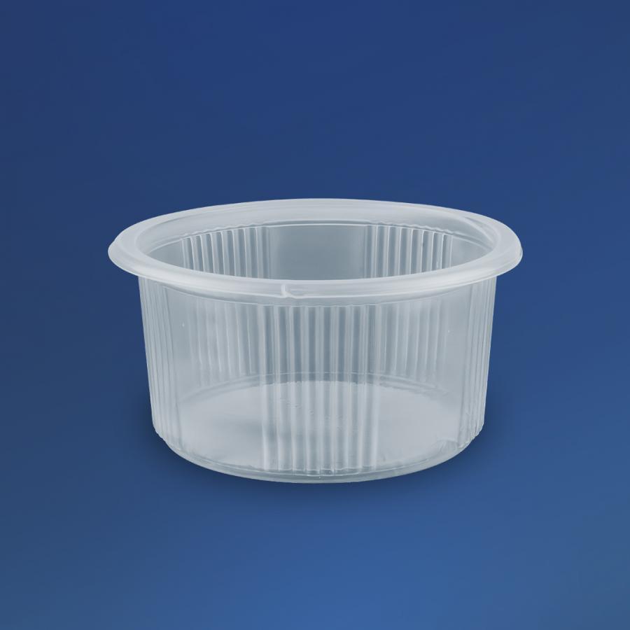 Ємність для супу з поліпропілену, прозора, ПП-115-350, 350 мл, 500 шт/ящ.