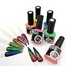 Краска для стемпинга Yo!Nails STAMP №11, 8 мл, фото 3
