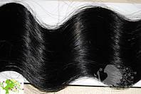 Волосы Славянские  50 см (01 black), фото 1