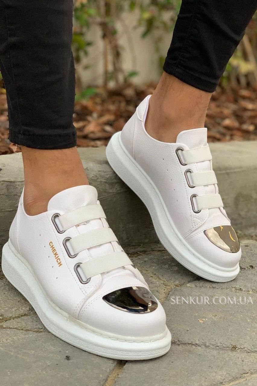 Чоловічі кросівки Chekich CH251 White