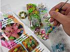 Rainbow Loom ткацкий станок набор для изготовления резиновых браслетов, фото 2