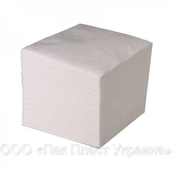 Салфетки бумажные 24*24 100 шт. в уп.