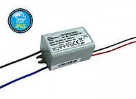 Компактный герметичный трансформатор Bioledex AC220V / DC12V 5Вт 400mA
