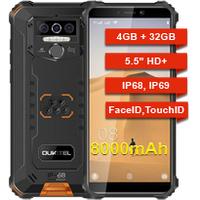 Oukitel WP5 4GB оперативка, 8000mAh, IP68, IP69 лучший противоударний телефон