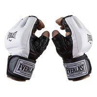Перчатки Ever для единоборств, MMA, кожа,