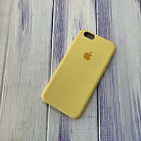 Чехол Silicone Case Apple iPhone 6/6s Yellow