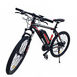 "Электровелосипед литиевая батарея MTB 26"" PAS 350W, фото 2"