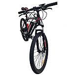 "Электровелосипед литиевая батарея MTB 26"" PAS 350W, фото 4"