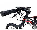 "Электровелосипед литиевая батарея MTB 26"" PAS 350W, фото 5"