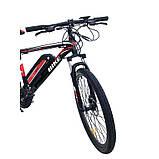 "Электровелосипед литиевая батарея MTB 26"" PAS 350W, фото 6"