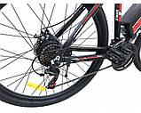 "Электровелосипед литиевая батарея MTB 26"" PAS 350W, фото 7"