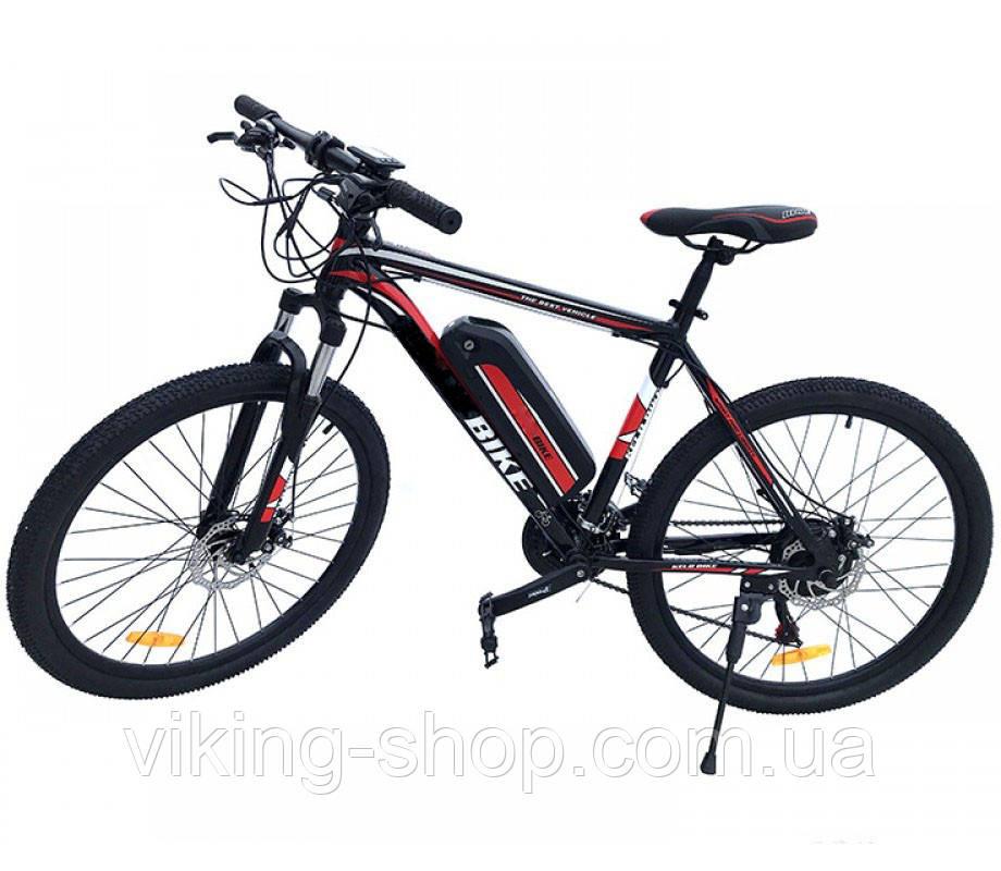 "Электровелосипед литиевая батарея MTB 26"" PAS 350W"