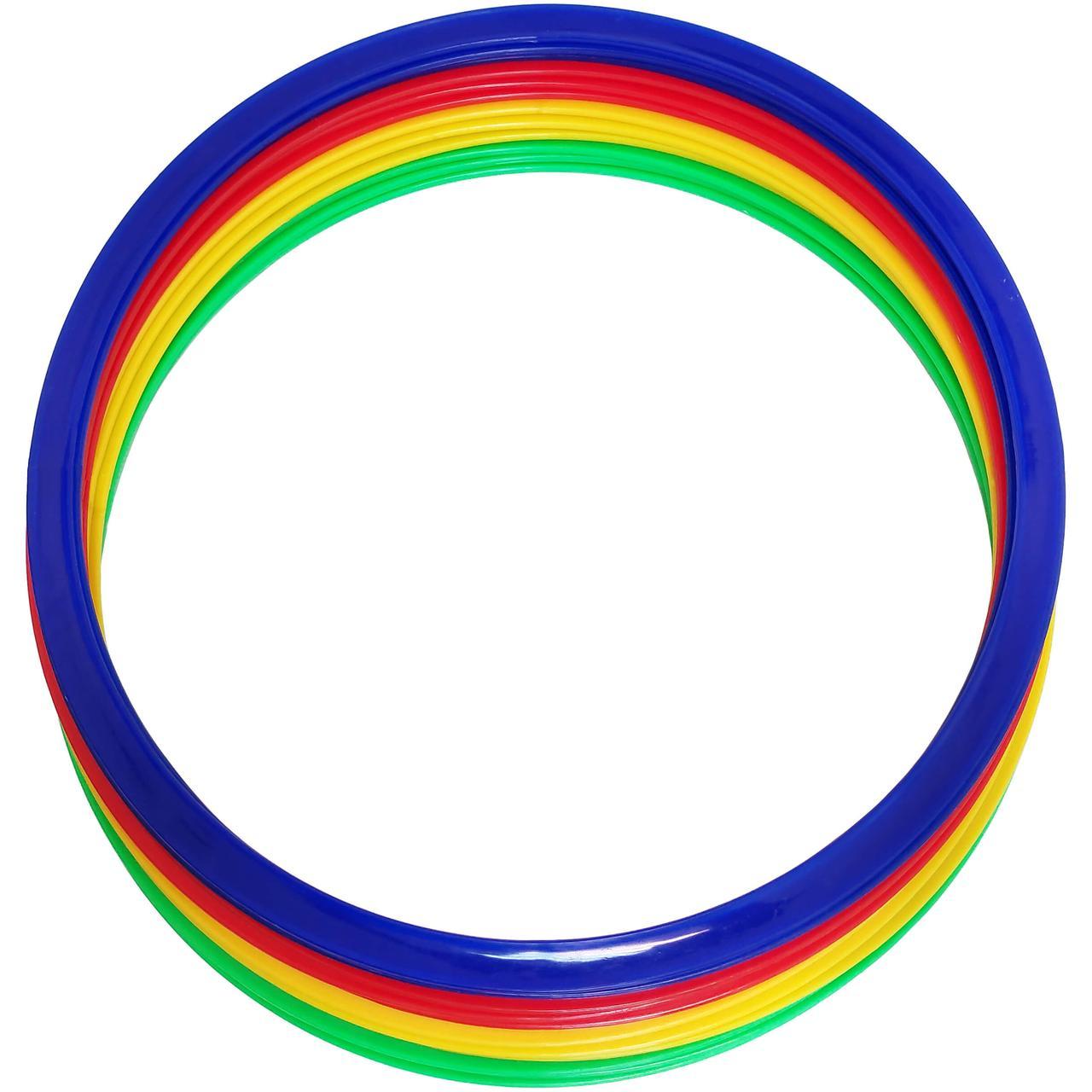 Кольца для координации SWIFT Coordination ring d=45 см, комплект 12 шт, 4 цвета