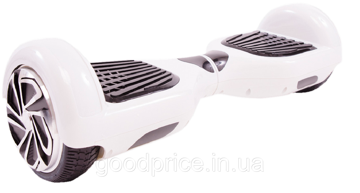 Гироскутер с 6,5 дюймовыми колесами Smart Way U3 (белый)