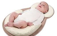 Детская подушка baby sleep positioner | Подушка для младенцев | Подушка-позиционер для новорожденных