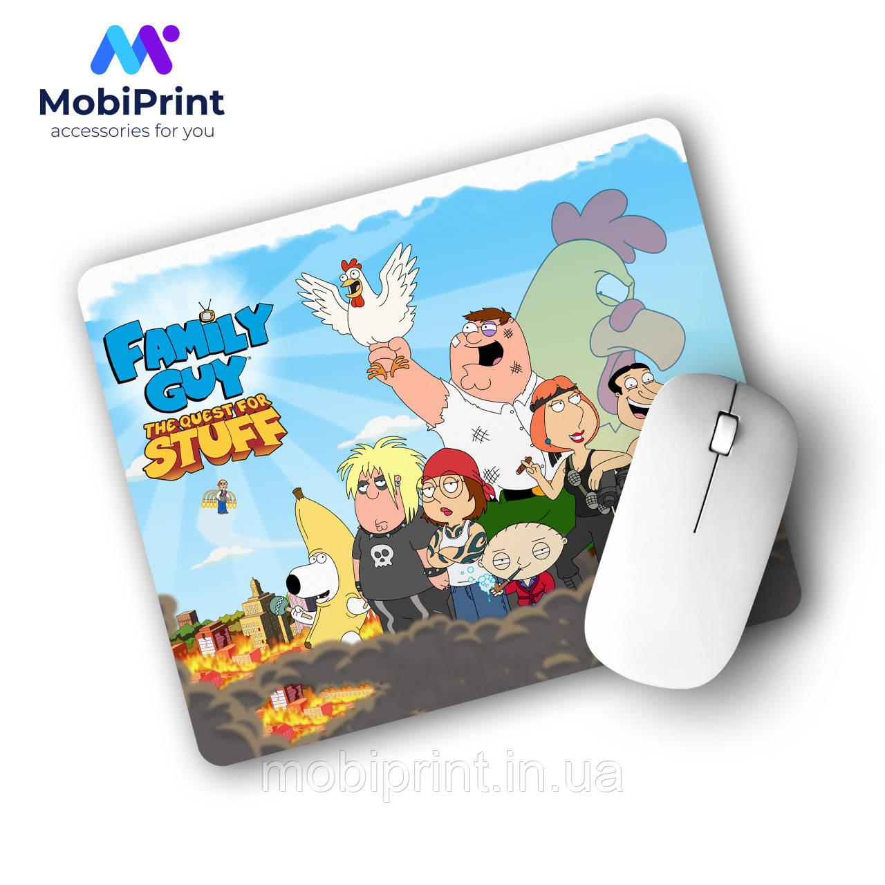 Коврик для мышки Гриффины (Family Guy)  (25108-1378)