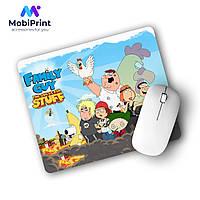 Коврик для мышки Гриффины (Family Guy)  (25108-1378), фото 1