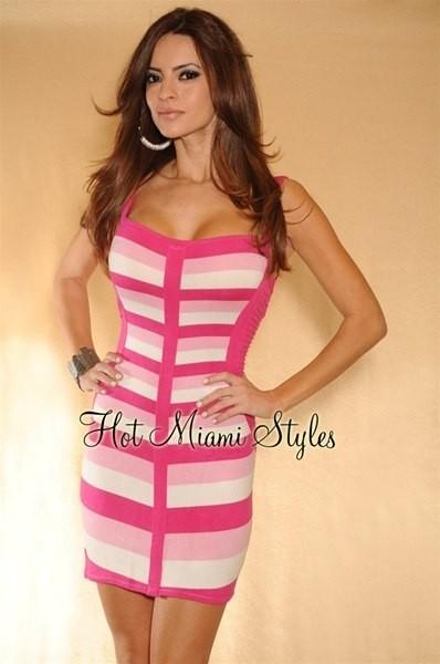 Платье Hotmiamistyles DRHM012