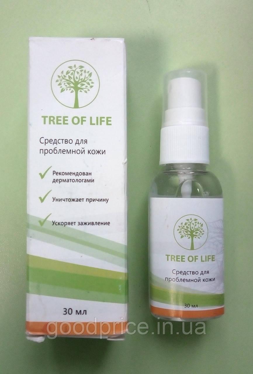 Tree Of Life - Гель от псориаза (Три Оф Лайф)
