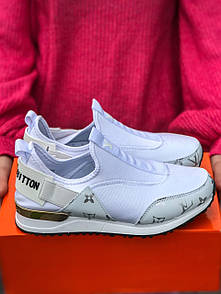 Кроссовки женские Louis Vuitton White