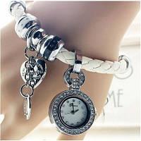 Часы-браслет Pandora (часы в стиле Pandora Style), фото 1