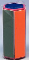 Блок полировщик 6 сторонний для натуральных ногтей