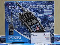 ICOM IC-M24 морская радиостанция «поплавок»