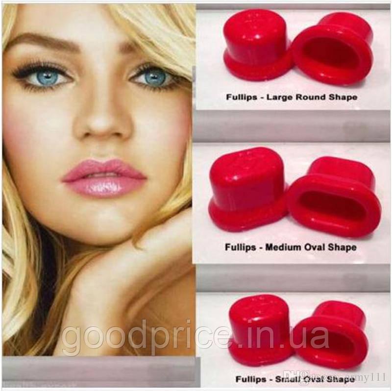 Плампер-тренажер для увеличения губ Fullips Lip Plumping Enhancer (фуллипс) размер L