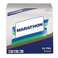Салфетки Marathon 33х33 100 шт/уп