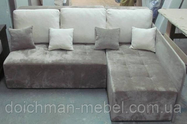 Угловой диван, раскладной диван, мягкая мебель для дома по ценам производителя Украина