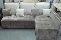 Кутовий диван, розкладний диван, м'які меблі для дому за цінами виробника Україна