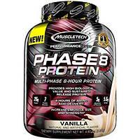 Протеин MuscleTech Phase 8 Protein 2kg. (ВАНИЛЬ)
