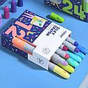 Воскові олівці Mideer 12шт (MD4066), фото 3